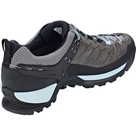 SALEWA MTN Trainer GTX Zapatillas Mujer, charcoal/blue fog